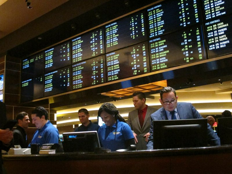 Sports Gambling Stocks To Bet The House On