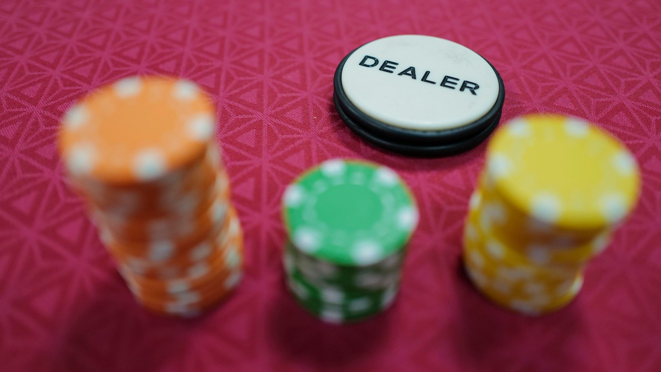 Seven Days To Enhancing The way You Online Casino