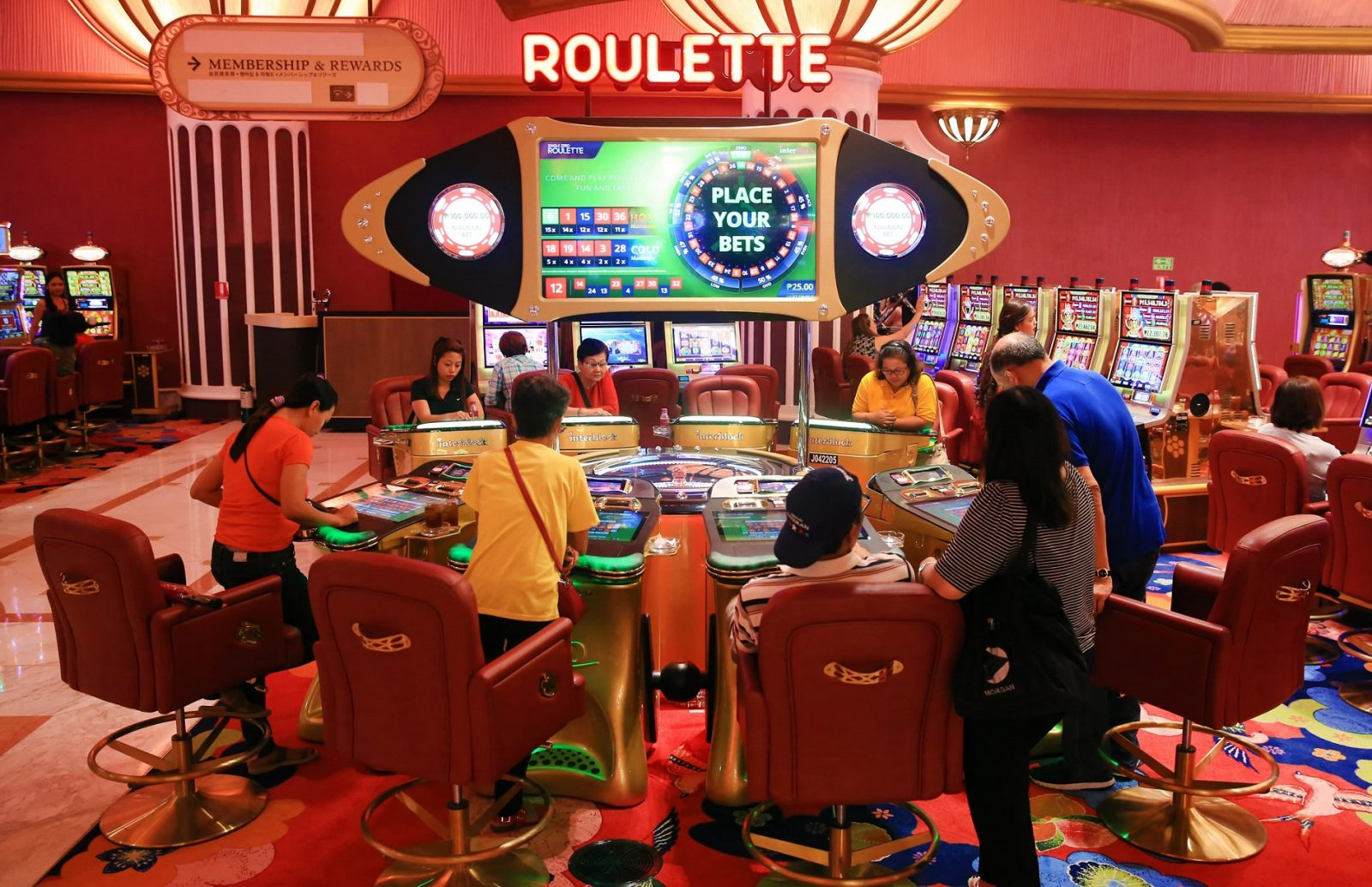 Eight Questions On Casino