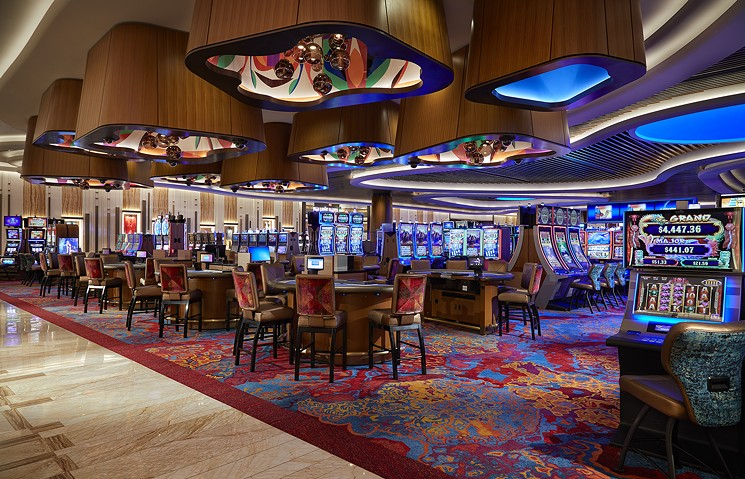 The Details Into Casino Game That Most Individuals Do Not Find Out About